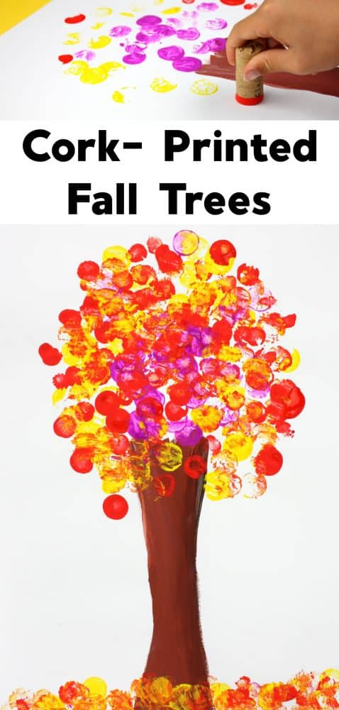 Free Printable Fall Leaf and Tree Templates