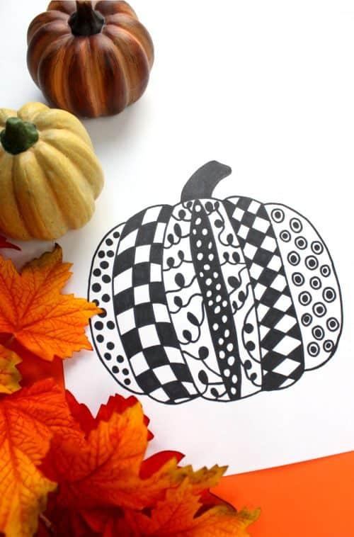 Free Printable Pumpkin Templates