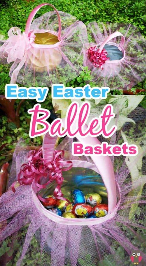 Easy Easter Basket idea