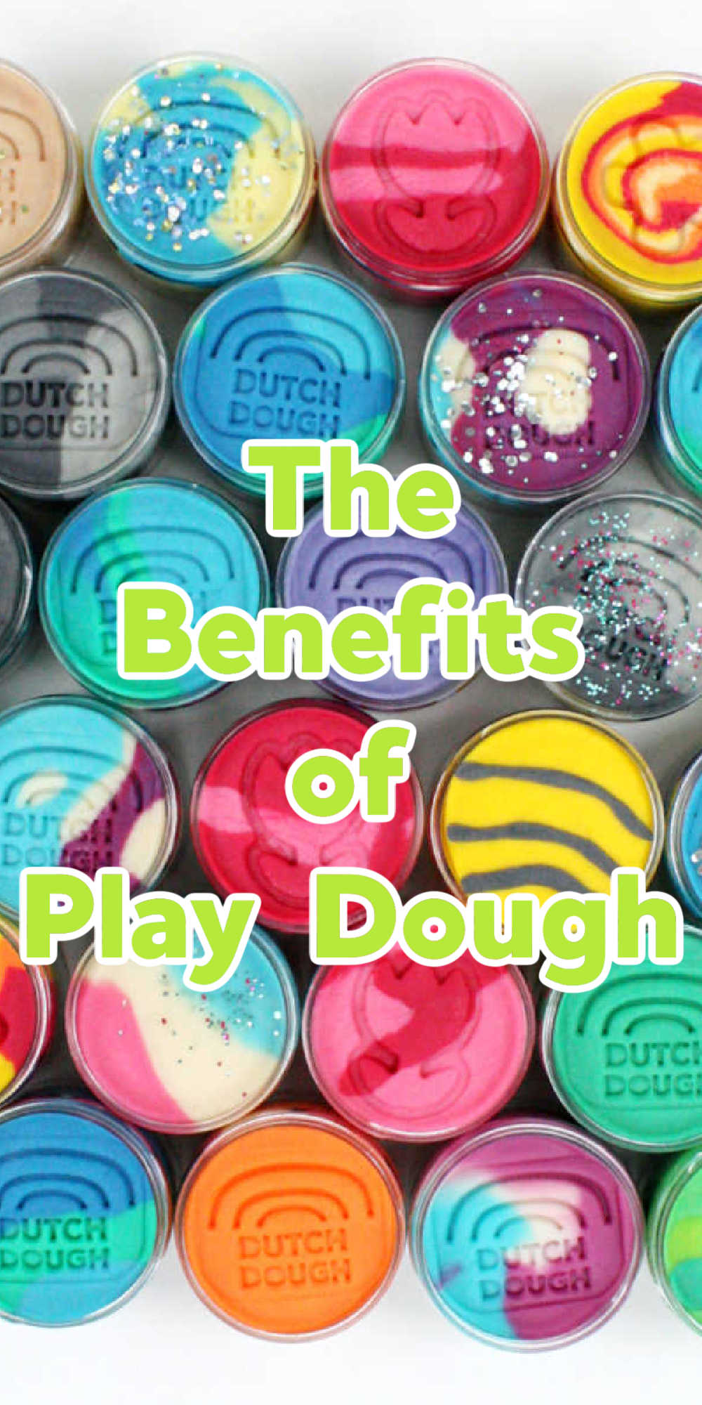 The Benefits of Play Dough
